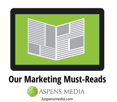 Our Marketing Must-Reads: (Not) Going Viral, Power Words, Paper vs. Digital and More